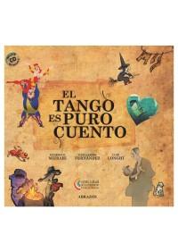 El tango es puro cuento Libro + CD