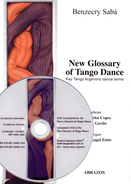 New Glossary of Tango Dance DVD
